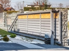 Automation for sliding gates